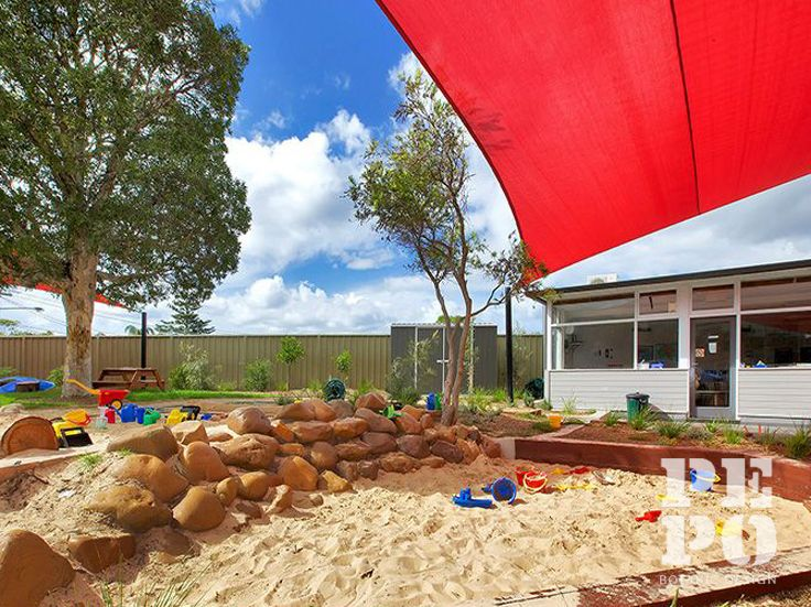 Maroubra Early Learning Centre Garden play space Maroubra, Eastern Suburbs By Pepo Botanic Design