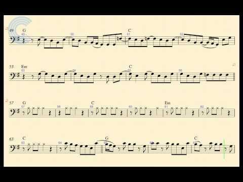 68 Best Bass Sheet Music Images On Pinterest Music Chords Bass