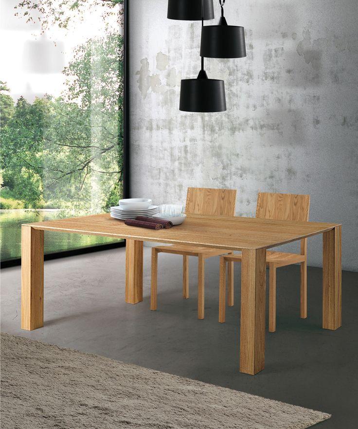 Jetzt Bei Desigano.com Tischlein Esstisch Desigano, Esstische, Tische,  Esstische Aus Holz