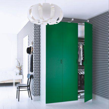 les 17 meilleures id es de la cat gorie armoire pax sur pinterest ikea penderie pax ikea pax. Black Bedroom Furniture Sets. Home Design Ideas
