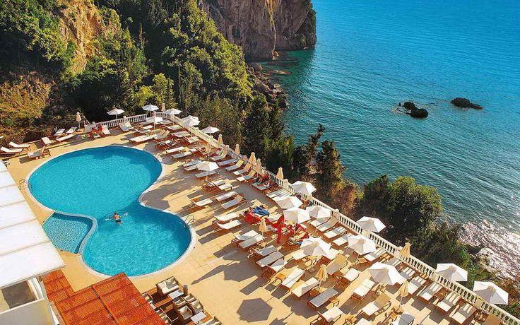 Hotel Aquis Agios Gordis 4* - photo 2  http://www.meridian-travel.ro/hoteluri/corfu/hotel-aquis-agios-gordis/