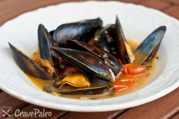 Cooking mussels can be kind of intimidating if you've never done it. Have no fear! This is a super simple and delicious recipe!