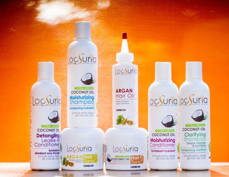 Locsuria Natural Haircare System   Proudly Canadian  -for all hair types- http://www.locsuria.ca