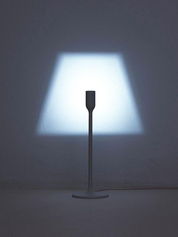 Minimalist lamp — Japanese studio YOY