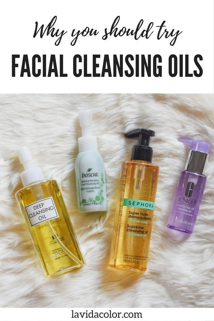 Cleansing Oils For Oily Or Acne Prone Skin Skin Care Skin Care Routine Acne Prone