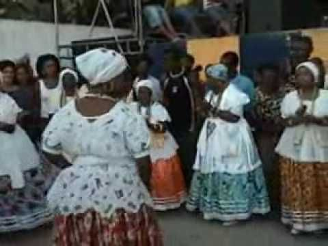 Samba de Roda da Bahia! Samba from Bahia (Brazil) Patrimony of the world!
