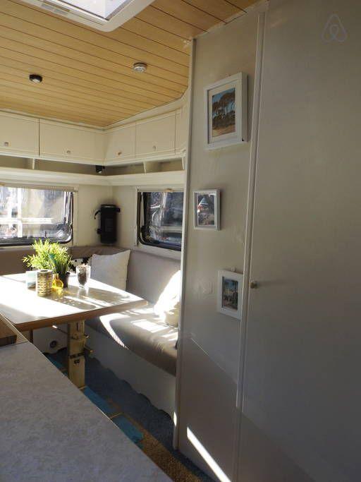 Kolla in det här härliga boendet på Airbnb: Happy Glamper - Sweden on Wheels - Husvagnar/husbilar att hyra i Göteborg