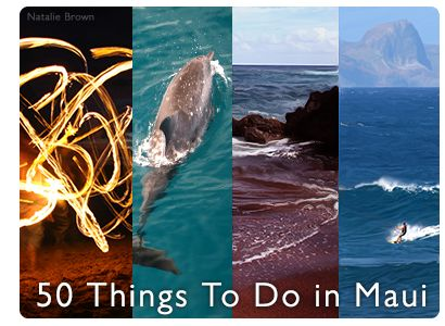 Looking for fun activities on Maui for the whole family? Check out this list of the Top 50! http://molokinicrater.com/things-to-do-in-maui.php