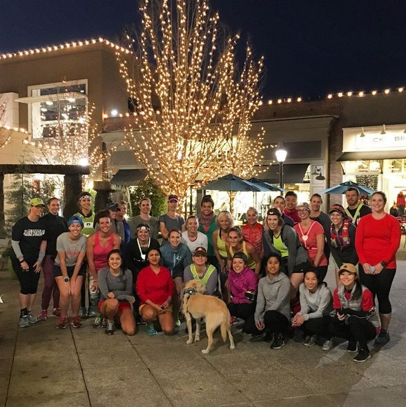 In town? Come run with us! Thursday Night Flight Club. all paces welcome.