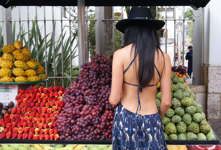 ikat/fruit #octopusandhearts http://octopusandhearts.com/