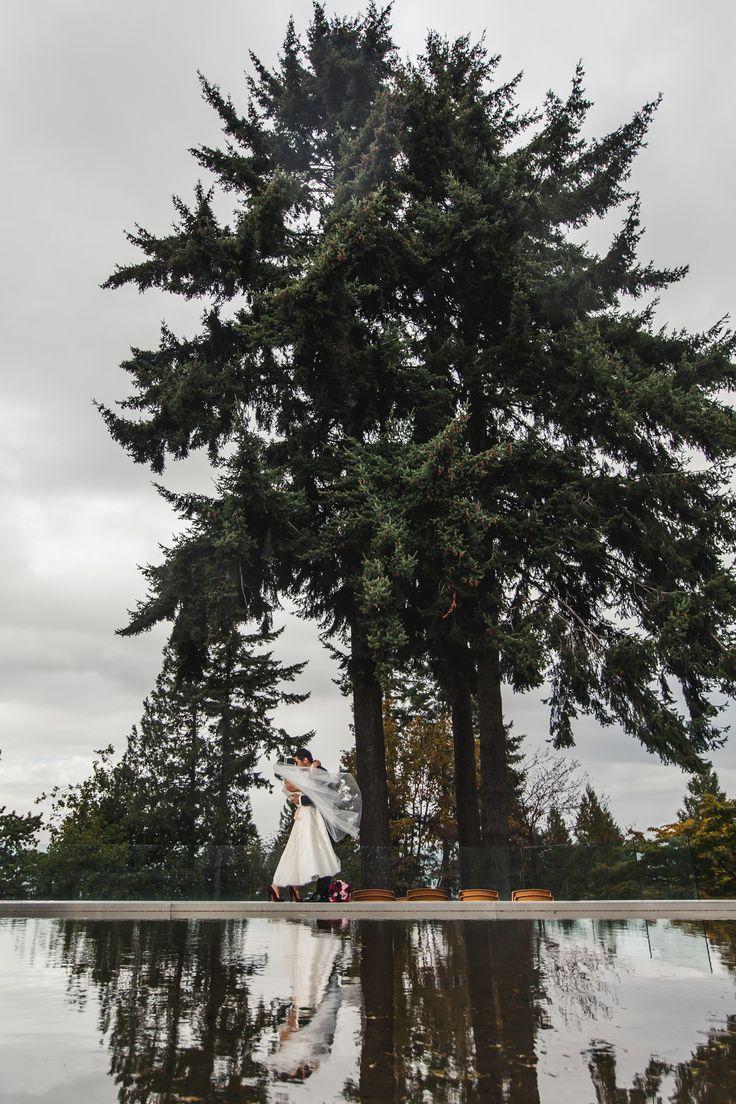 Vancouver Wedding Photography and Videography by SoWedding www.sowedding.ca/   #bride #groom #weddingdress #weddingdayphotoshoot #bridegroomportrait