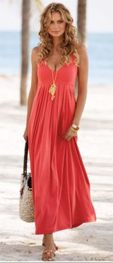 Daytime Resort Attire - Dress by Boston Proper