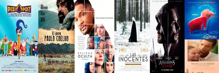Trailer de las 7 películas de estreno de esta semana