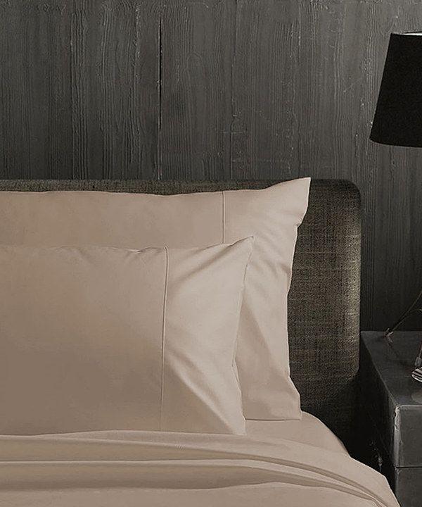 Look at this #zulilyfind! Cream 1500 Series Sheet Set by iEnjoy Bedding #zulilyfinds
