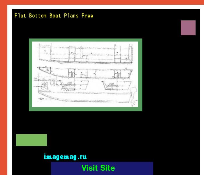 Flat Bottom Boat Plans Free 190840 - The Best Image Search