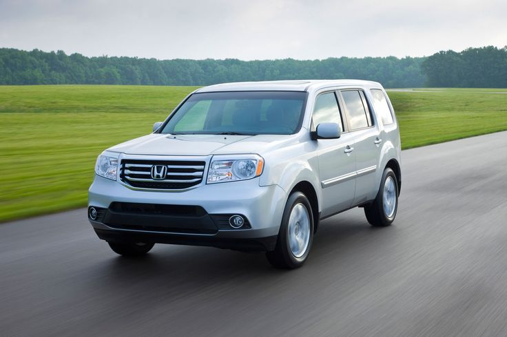 2015 Honda Pilot Exl With Navigation