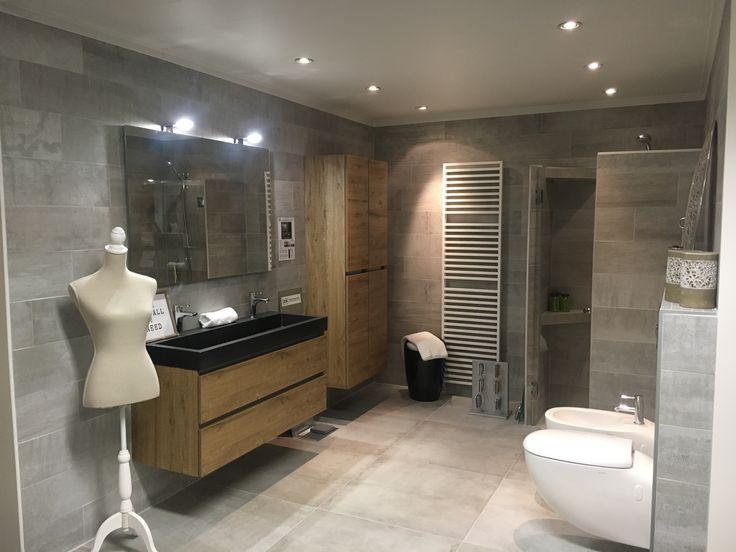 Sanitair Van Hout : Die besten ideen zu ink badmeubel met natuurlijk hout auf