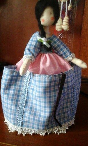 Muñeca utilitaria