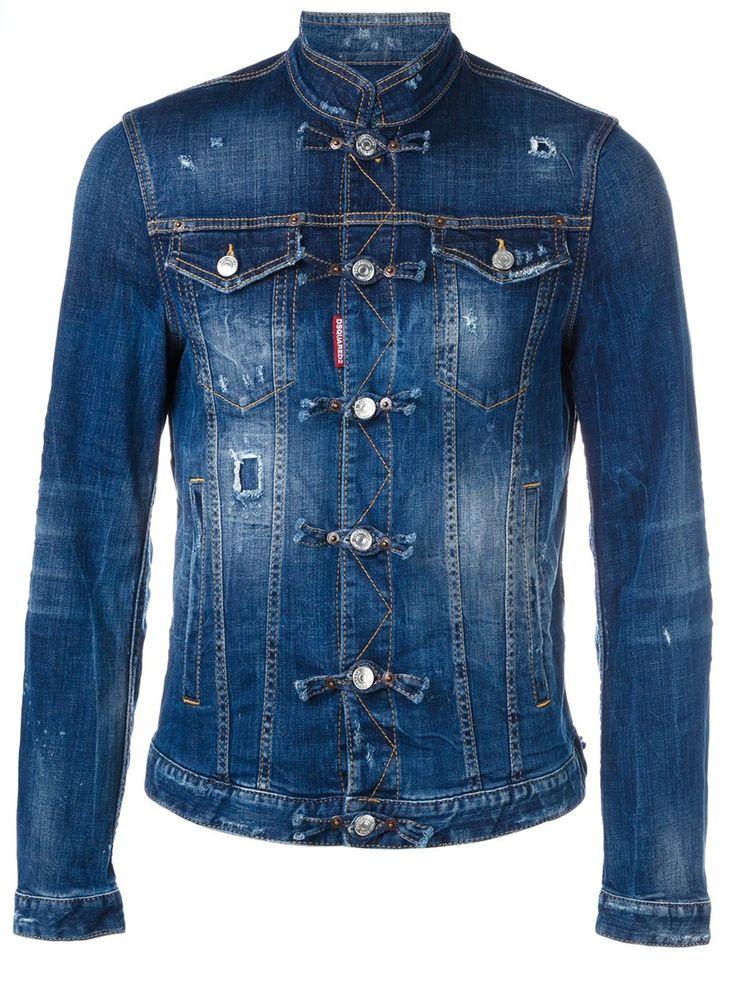 Dsquared2 Jaqueta Jeans - L'esthète - Farfetch.com