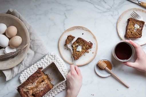Banana buttermilk bread | the violet bakery cookbook