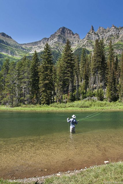 "Fly Fishing the Rocky Mountains ""Rivers and the inhabitants of the watery elements are made for wise men to contemplate and for fools to pass by without consideration."" -Isaac Walton"
