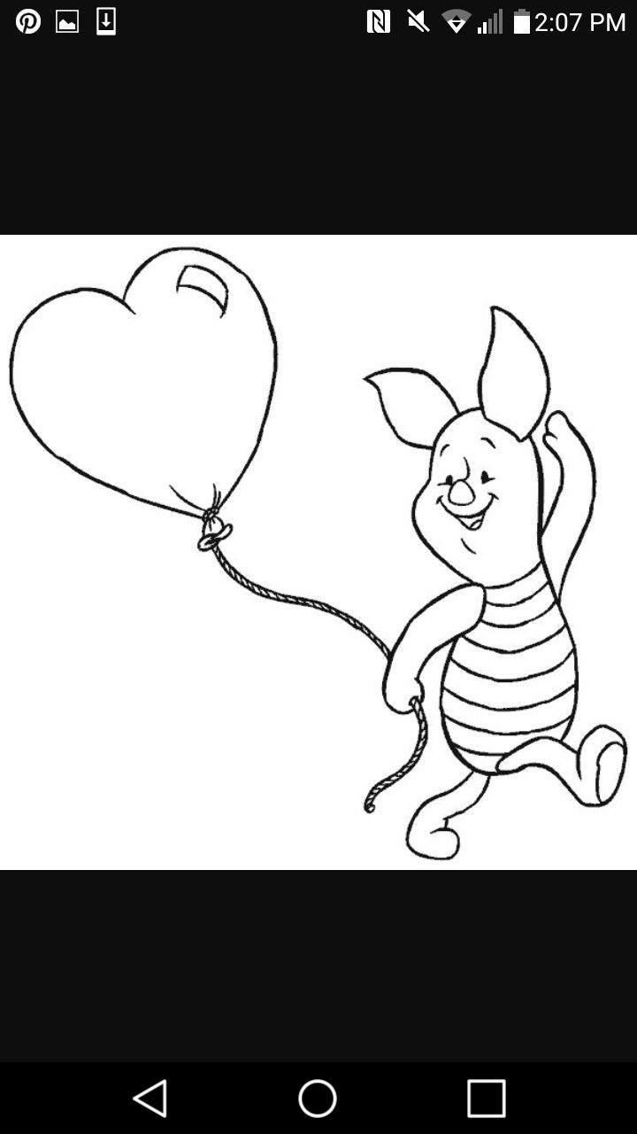11 besten Winnie Pooh Bilder auf Pinterest | Disney zeichnungen ...
