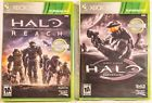HALO: Origins Bundle for Xbox 360 (2 Sealed Games in Factory Wrap) w/ Box Cover