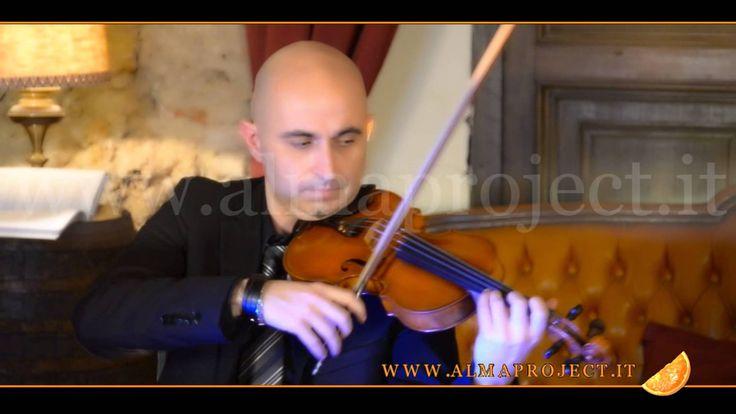 ALMA PROJECT - SC String Duo (Violin & Cello) - La Califfa (E.Morricone)