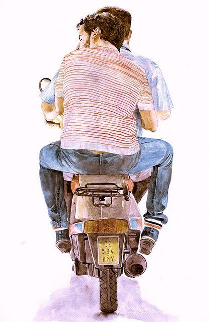 Runaway by Jose Manuel Hortelano Pi