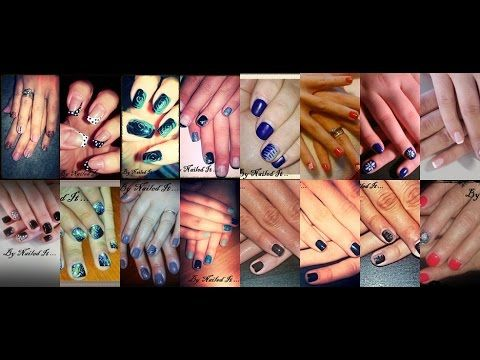 17 Winter Nail Design Compilation