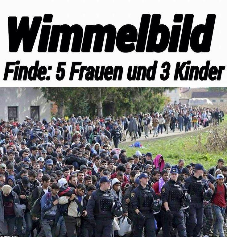 Traurige deutsche Realität