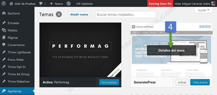 Mejores 47 imágenes de GeneratePress: Mega tutorial de esta ...