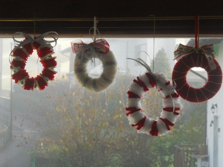 Ghirlandine natalizie