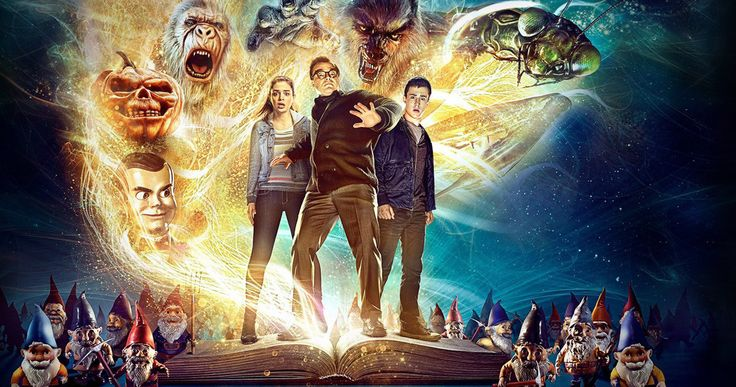 'Goosebumps 2' Brings Back Original Director Rob Letterman -- Jack Black is expected to reprise his role as R.L. Stine in 'Goosebumps 2', with original writer Darren Lemke penning the script. -- http://movieweb.com/goosebumps-2-director-rob-letterman/
