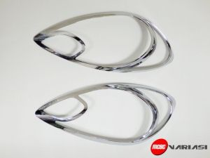 Garnis Depan Chrome Honda Mobilio MCBC