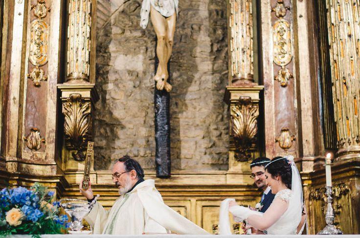 Eva y Chris, una preciosa boda ortodoxa en Oviedo