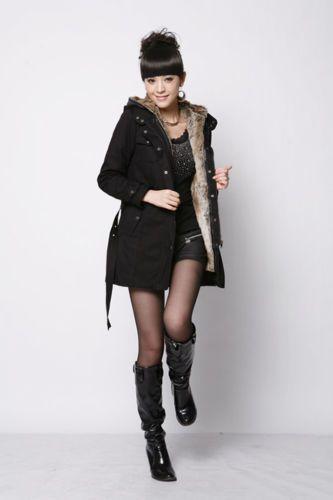 Fashion-Womens-Thicken-Warm-Winter-Coat-Hood-Parka-Overcoat-Long-Jacket-Outwear