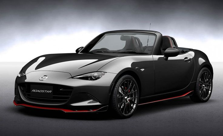 Char-S: Blackened Mazda Racing Concepts for the Tokyo Auto Salon - Photo Gallery of Car News from Car and Driver - Car Images - Car and Driver