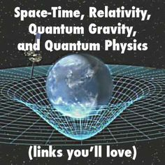 Summaries of Spacetime, Relativity, and Quantum Theories for beginning and advanced visitors, with Links to the Best Websites on Space,Time, Einstein's Relativity, Quantum Gravity, Quantum Physics, Dark Matter and Energy, plus a discussion of the possibility that we live in an essentially atemporal universe.