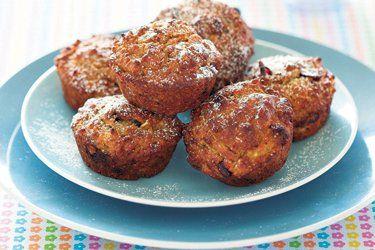 Muesli health muffins