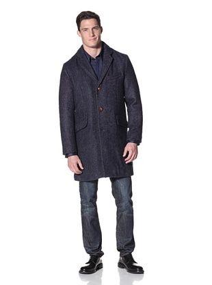 Robert Graham Men's Oslo Herringbone Coat
