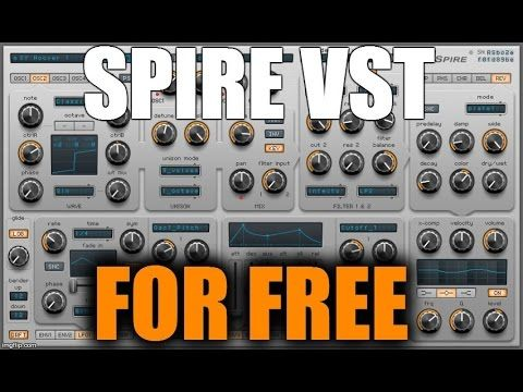 cool Spire Vst For Free !!! / Full Crack / FREE DOWNLOAD!!! Free Download Crack VST