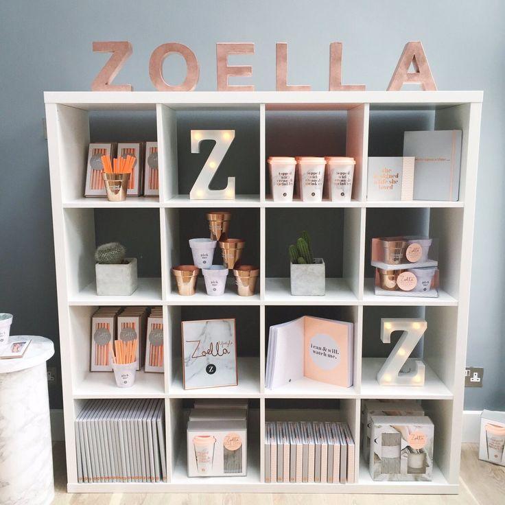 Zoella' s apartment