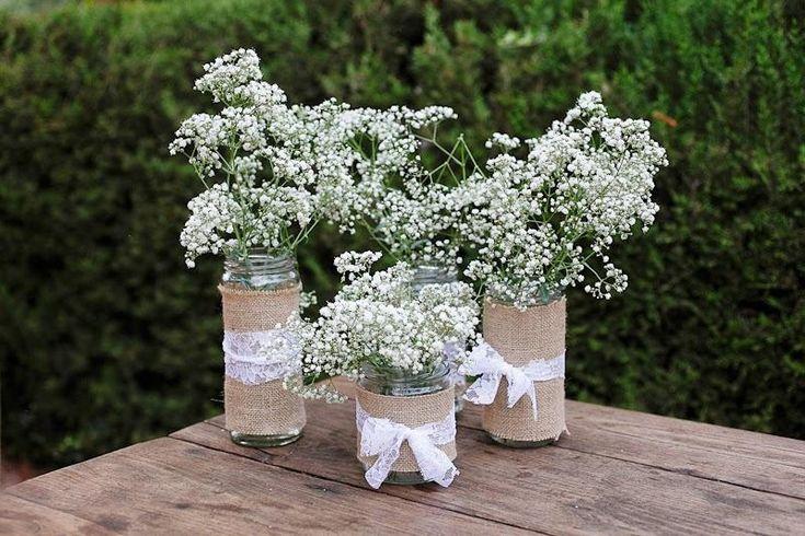 5 Tipos De Flores Para Decorar Una Boda Rústica | Blog Bodas Con Detalle - El Blog De Las Novias - Weddbook