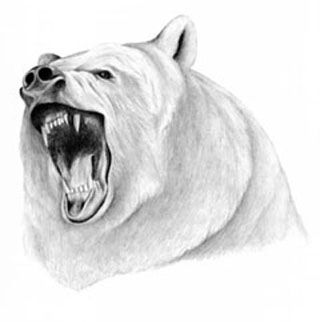 Tribal Bear Tattoo | Bear tattoos claw and paw design for girls and men, tribal bear tattoo ...