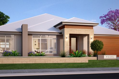 'The Pearl' by Choice by Projex is a large 4x2 home design with Home Theatre and Study.