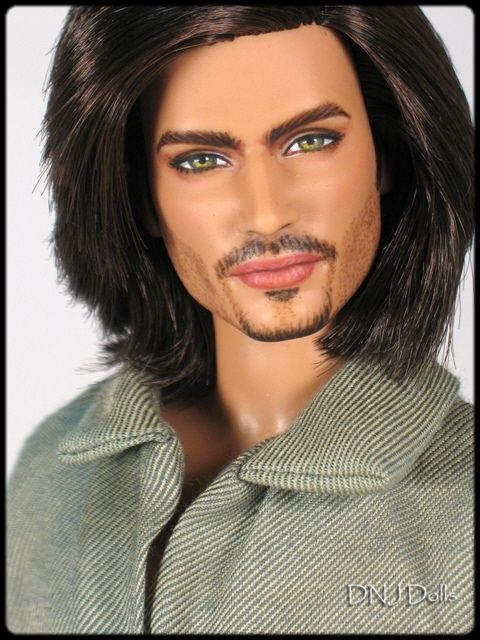 Jared | An OOAK Model Muse Ken doll repaint that sold on Eba… | Flickr - Photo Sharing!