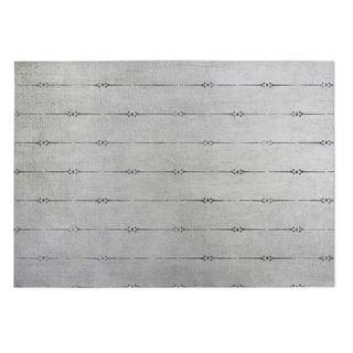 Kavka Designs Grey Lineage Indoor/ Outdoor Floor Mat (5' x 7')
