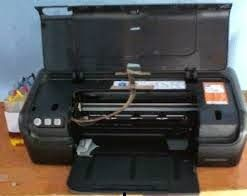 CARA AB: Cara Memasang Tinta Printer