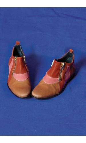 Low Boots Blanche La collection ECHO a été inspiré par les 4